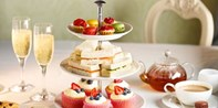 £21 -- Afternoon Tea & Bubbly for 2 at 'Gorgeous' Bistro