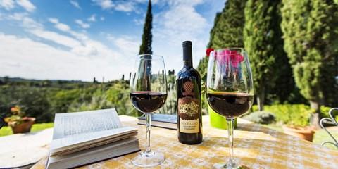 79€ -- Toscana: villa s. XVII cerca de Florencia, -41%