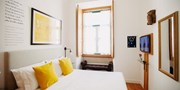 £67 -- Lisbon City-Centre Apartment Stay (Sleeps 5), 43% Off