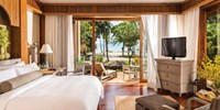 ¥10,488 -- 7.9折 兰卡威顶级四季酒店3晚半海景房 双早+往返接送+水疗等礼遇