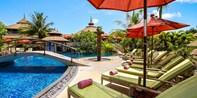 340€  -- Tailandia: 4 días en Phuket, masaje y extras, -306€