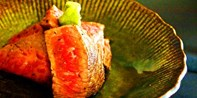 ¥3,980 -- 53%OFF 青山 創作和食フルコース A5ランク和牛ステーキ含む全7品+乾杯スパークリング1杯付