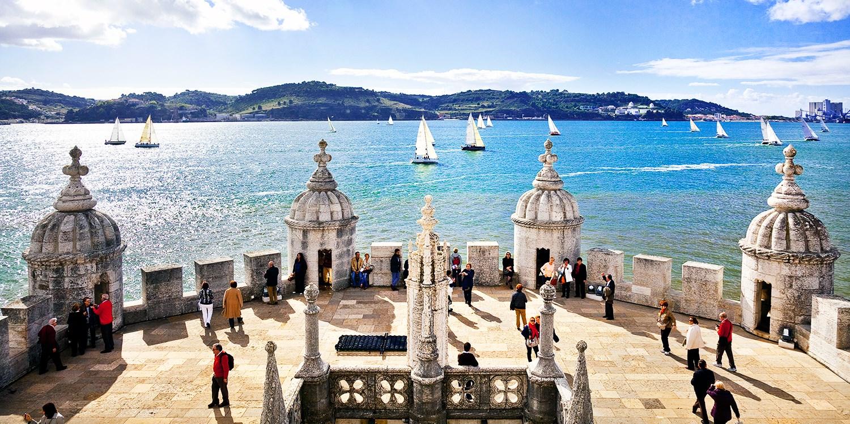 Vier Tage Lissabon im zentralen Hotel & Flug