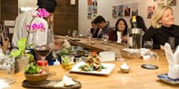 New Yorker-Pick Japanese Tapas for 2 w/Bottle of Sake in LES