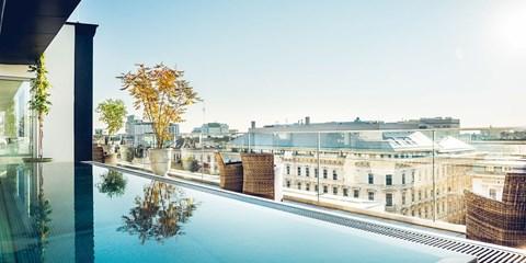 $1,385 起 -- 浪漫遊音樂之都奧地利 維也納奢華古蹟酒店雙人住宿連早餐