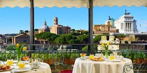 119€ -- Rome : hôtel 4* du centre historique, proche Colisée