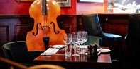 £24.50 -- Dinner, Cocktail & Live Jazz in Mayfair, 48% Off