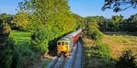 ¥388 -- 7.7折 英国Derbyshire艾克斯伯恩谷火车之旅+下午茶 随上随下轻松游
