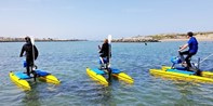 Monterey: Ride a Water Bike through an Estuarine Reserve