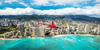 Bucket List Item: Ride a Helicopter over the Waikiki Shore