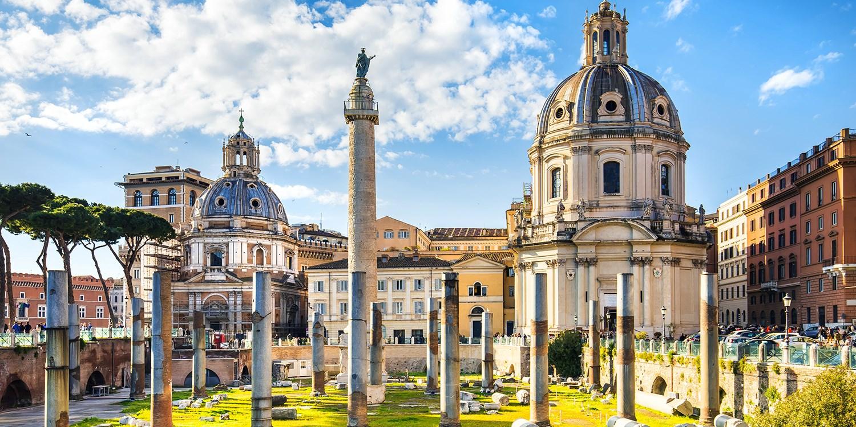 4 Tage im 3*-Hotel in Rom inkl. Flug, -125 €