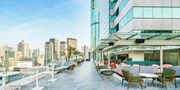 ¥520 -- 300平顶楼露台 270°城市天际线 新开时尚地标 Highline 米其林星厨招牌菜双人餐