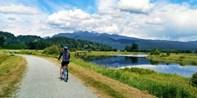 ¥400 -- 6 折 林恩峡谷+匹特草原骑行之旅 另有温哥华城市4小时骑行之旅可选