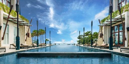 $339 -- Luxurious 3-Night Bali Seafront Retreat w/Extras