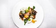 £62 -- Marylebone: 'Outstanding' Tasting Menu for 2, 50% Off