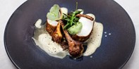 £50 -- 'Fabulous' Michelin-Starred Tasting Menu in Fitzrovia