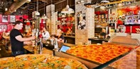 $19 -- South Beach Pizza Bar: 'Colossal' Slices for 2
