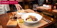$65 -- RN74: 4-Course Dinner w/Wine at Michael Mina Hot Spot
