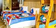 ¥799 --  【Travelzoo贴现】会员专享!65平亲子房含家庭早餐+丰富亲子活动 周末节假通用 另有90平套房