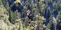 'Must-Do for Adrenaline Junkies': Pacific Crest Zip Line