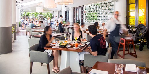 $49 -- Miami: Unlimited Brunch & Pool Access, 40% Off