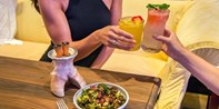 $20 -- Miami: Drinks & Apps for 2 at Haute Living Mag Pick