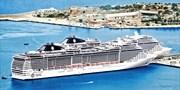 $2199 -- 10-Night Mediterranean Cruise & Hotel Package w/Air