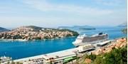$439 -- Oceanview: Mediterranean 7-Night Cruise, Save $900