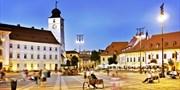 $2199 -- Eastern Europe 9-Nt. Escorted Trip w/Air, $1140 Off