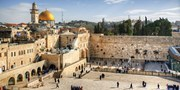 $1699 -- Israel Weeklong, 3-City Vacation w/Air, Save $1400