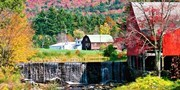$1399 -- New England Fall Foliage Escorted Tour, Save $1000