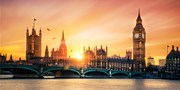 $1099 -- London & Paris Tour Package incl. 4-Star Hotels