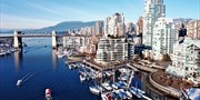 $525* -- Fly to Vancouver from NYC on Luxe Airline (R/T)