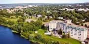 $119 & up -- Atlantic Canada Hotels through Summer, 45% Off