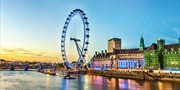 $1444 & up -- London 4-Star Vacation from NYC, Save $700