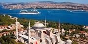 $1899 -- Balcony: Greek Isles 7-Night Cruise w/Drinks & Air