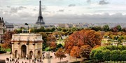 $1899 -- 12-Nt. Fall Europe Tour incl. London/Paris w/Cruise