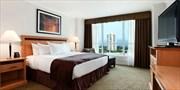 $87 -- 4-Star Hilton Metrotown near Metropolis Mall, 40% Off