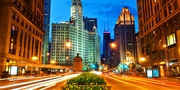 $99 -- Chicago 4-Star Michigan Avenue Hotel, Save 65%
