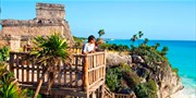 Mexico Beach Vacations; Save up to 75%