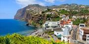 ab 676 € -- Madeira: Urlaubswoche mit Naturfelsbecken & HP