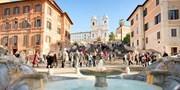 $1245 & up -- Rome, Florence & Venice: 7 Nights w/Air & Rail