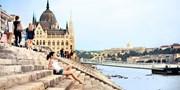 $1325 & up-- Summer in Prague, Vienna & Budapest w/Air