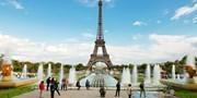 $1335 & up -- 6-Nt. Paris & Rome Vacation w/Air & Hotels