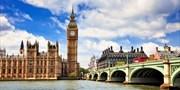 $1609 & up -- 9-Nt. London, Paris & Rome Vacation Trip w/Air