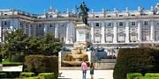$975 -- Madrid & Barcelona 6-Night Fall Vacation w/Air