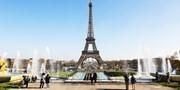 $1029 -- Paris & Rome 6-Night Vacation incl. Air