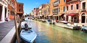 £199pp -- Venice: Luxury Condé Nast Hotel Break w/Flights