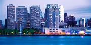 $99 -- Philadelphia 4-Star Waterfront Hotel, 55% Off