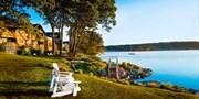$139 -- N.H. Lake Resort w/Breakfast thru Spring, Save 40%